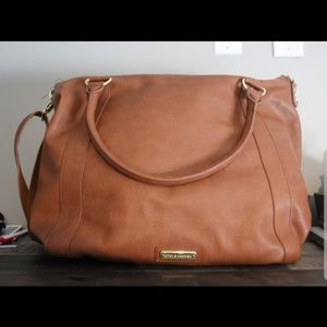 Steve Madden Large Brown Tote ***NEW w/tags***